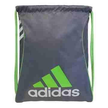 Adidas 時尚Burst爆裂抽繩後背包-灰綠色【預購】