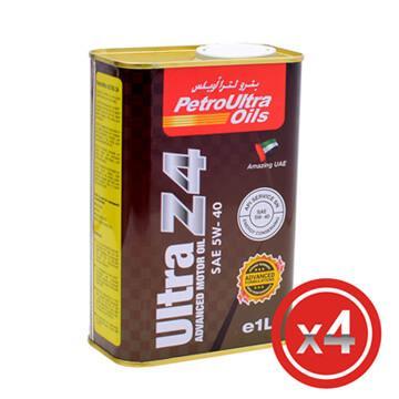 佩羅尼 PETRO ULTRA Z4 SAE5W-40 四瓶一組