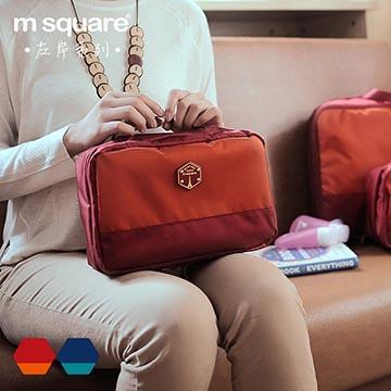 M Square左岸系列洗漱包-經典紅