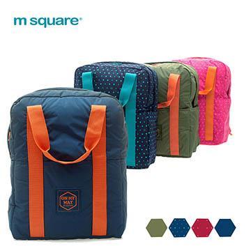 M Square多功能大容量背包/隨身行李包
