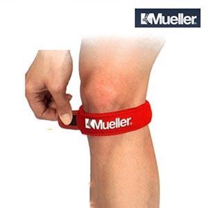 【MUELLER】慕樂 跳躍膝髕骨加壓帶(1入) MUA991 紅色