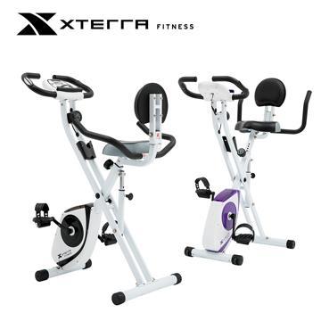 XTERRA 多功能 2 in 1 可折收健身車