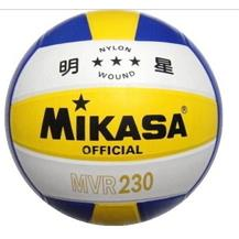 Mikasa MVR-230 黃白藍  5 號橡膠排球