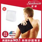 【美國Sunbeam】瞬熱保暖墊(核桃色)