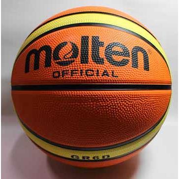 MOLTEN  籃球 深溝 molten  GR6D 6號球 加贈台灣製造299 元高級運動襪
