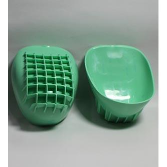 特價 MUELLER 慕樂 加強型足跟墊 綠 (MUA971A) (一組內有兩個)