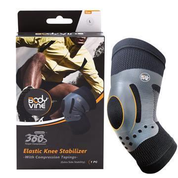【束健】 護膝-彈性貼紮BDV-CT-15501