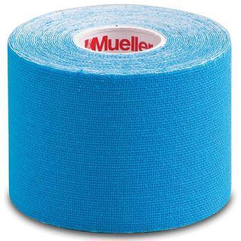 【MUELLER】慕樂 幕樂 醫療用黏性膠帶 繃帶 M肌內效貼布 MUA27367 藍色
