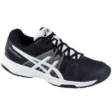 ASICS 亞瑟士 (男) GEL-UPCOURT 排球鞋 羽球鞋 B400N-9001