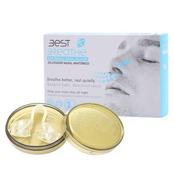 【Best Breathe】鼻腔擴大器/運動睡眠適用(XS,S,M,XL)2入/盒