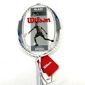 Wilson威爾森 Blaze 200 羽球拍(穿線)附袋-WRT8557002