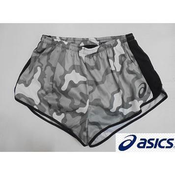 ASICS 亞瑟士 田徑短褲 K31512-9001  男款 迷彩