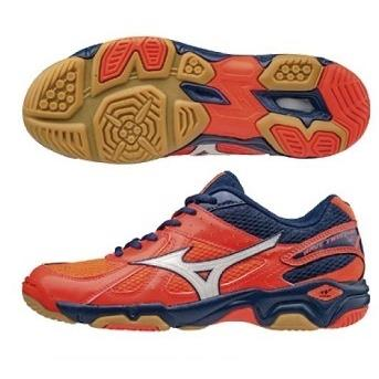 MIZUNO 美津濃 排球鞋 WAVE TWISTER 4 女排球鞋-V1GC157067