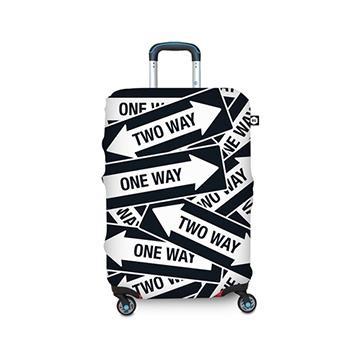 【BG Berlin】行李箱套-出發 L (適用26-29吋行李箱)