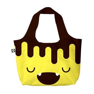 【BG Berlin】摺疊環保袋-焦糖布丁