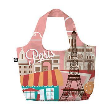 【BG Berlin】摺疊環保袋-巴黎