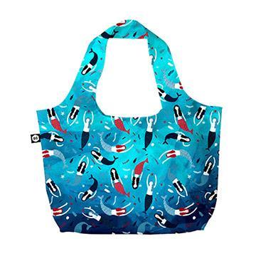 【BG Berlin】摺疊環保袋-美人魚
