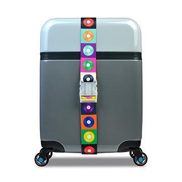 【BG Berlin】行李綁帶- 彩色盤