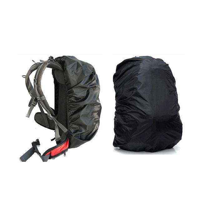 FUJI GRACE 萬用背包防雨套-中(銀灰/黑/綠/紅 顏色隨機) E-100190