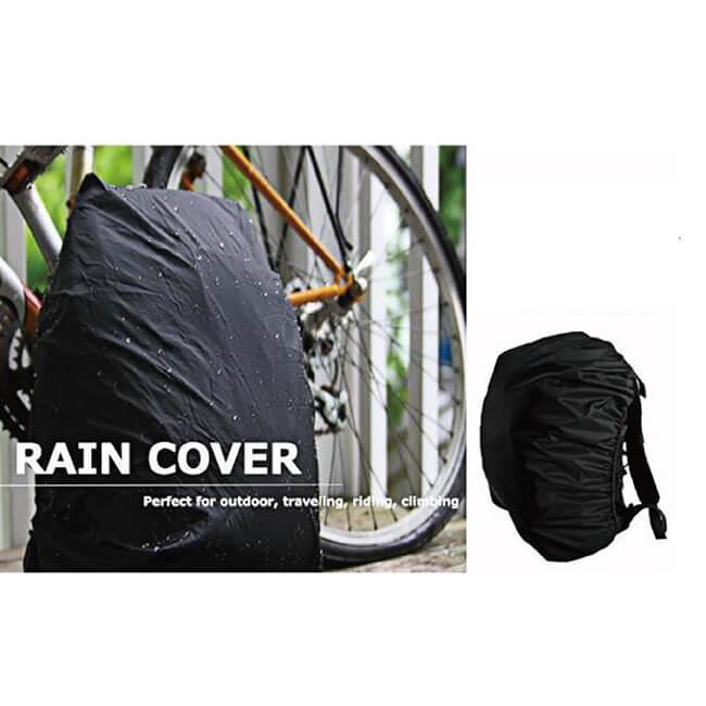FUJI GRACE 萬用背包防雨套-大(紅/黑 顏色隨機) E-100197