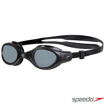 SPEEDO 成人 進階型泳鏡 Futura BioFUSE 黑 SD8012327649N