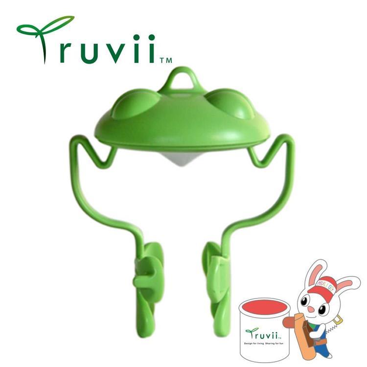 Truvii 綠青蛙動物光罩