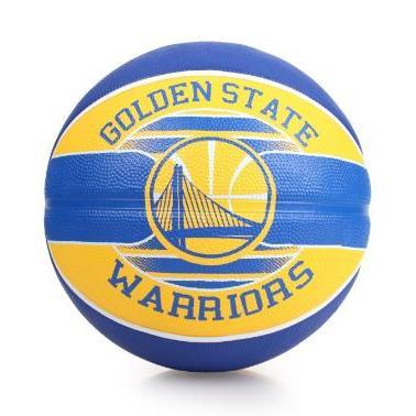 SPALDING 斯伯丁 NBA 勇士 Warriors 籃球 #7 SPA83515