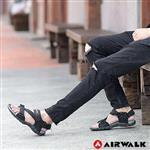 AIRWALK-  超Z領域運動涼鞋-黑色