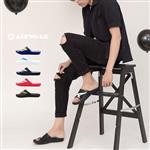 AIRWALK - AB拖 For your JUMP EVA拖鞋-黑金