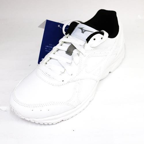 Mizuno 美津濃 男 學生鞋 皮鞋 網球鞋 G1GC180901 全白