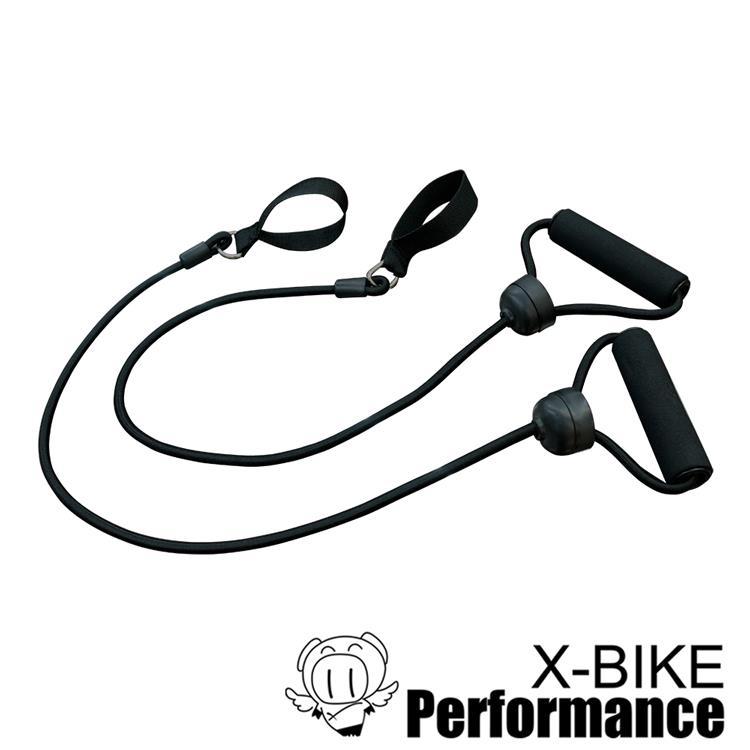 【 X-BIKE 晨昌】 健身伸展彈力繩/拉力繩(一對) LS100