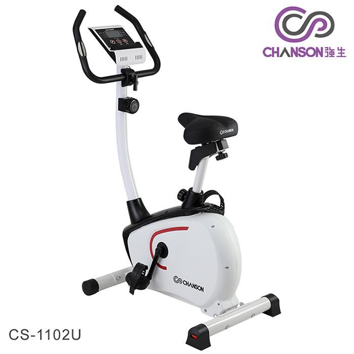 強生CHANSON 立式時尚健身車 CS-1102U