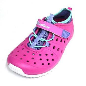 SKECHERS (童) 水鞋系列 HYDROZOOMS 洞洞鞋 雨鞋 輕量- 86924PKLV