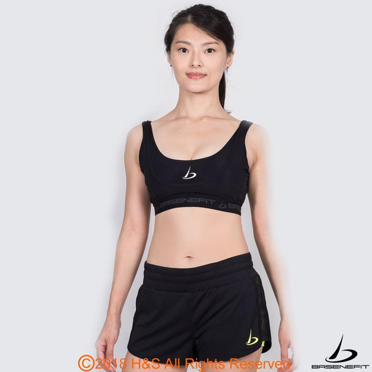 ◤BASENEFIT◢ 女子運動內衣(含胸墊)