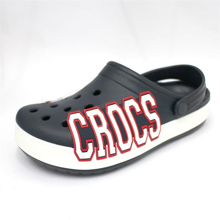Crocs 卡駱馳 (中性鞋) 經典logo卡駱班205568-462