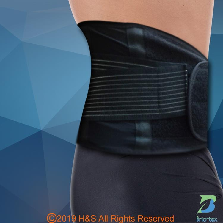【Brio-tex】可替換式透氣護腰