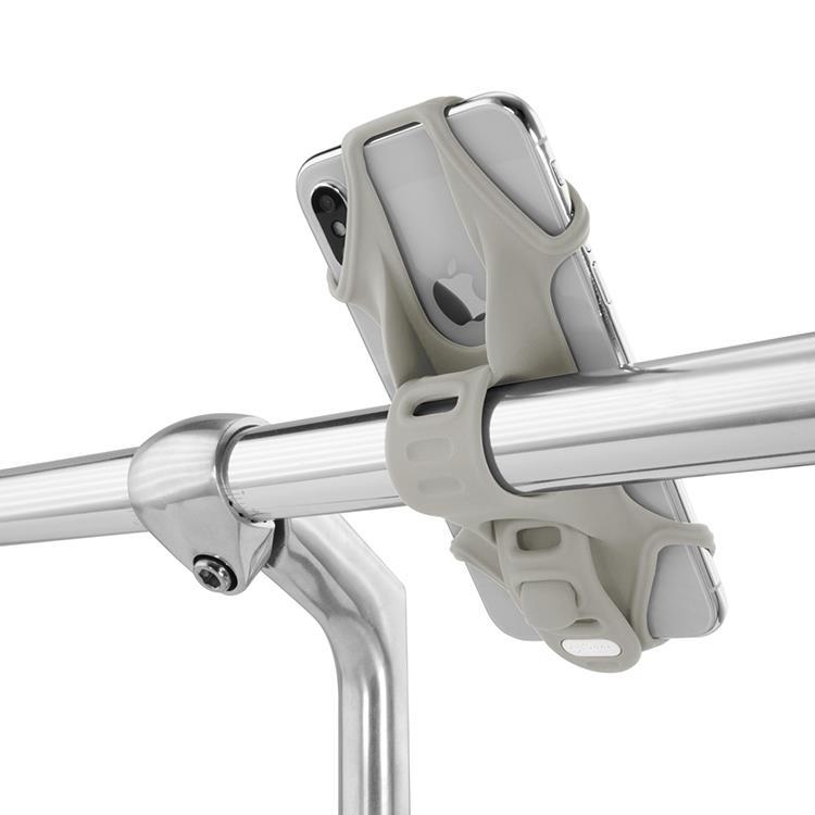 【Bone】單車手機綁 手機架 第二代 Bike Tie 2-灰