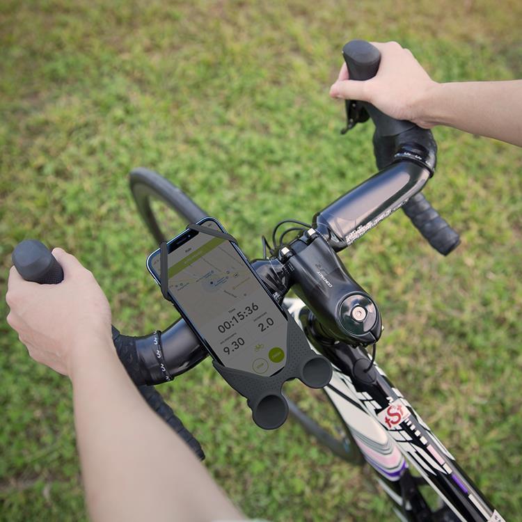【Bone】單車手機揚聲器Bike Tie Speaker-黑