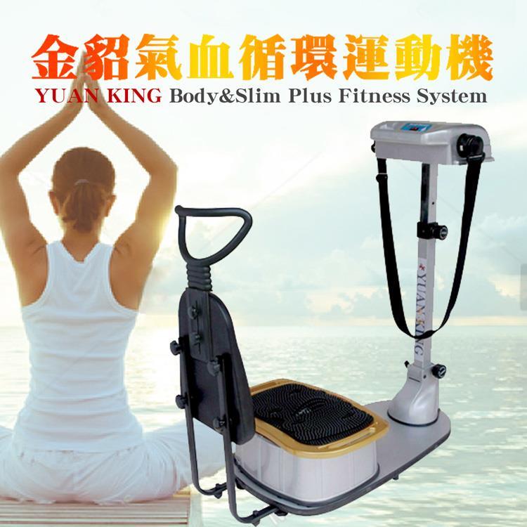 金貂氣血循環機YK-978神奇螺旋按摩法 (座+椅背+震動腰戴)
