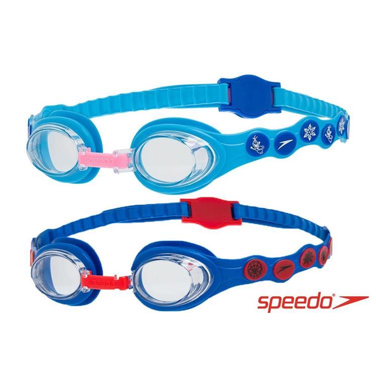 SPEEDO 泳鏡 蜘蛛人 冰雪奇緣 卡通 SD808382C841 SD808382C897