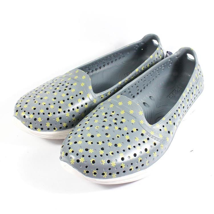 SKECHERS 超熱銷 女款 H2GO 休閒鞋 洞洞鞋 水鞋 雨鞋 健走鞋 14697GYYL