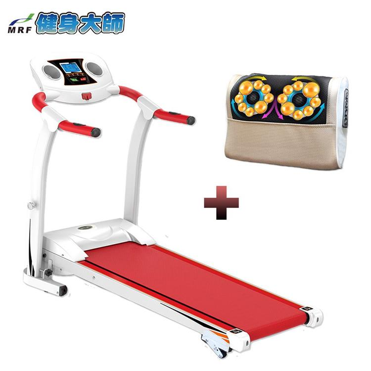 健身大師—鋼構強化型免組裝電動跑步機
