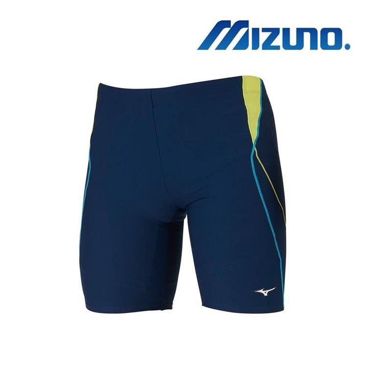(A7) MIZUNO 美津濃 FITNESS 男泳褲 運動泳褲 N2JB910483