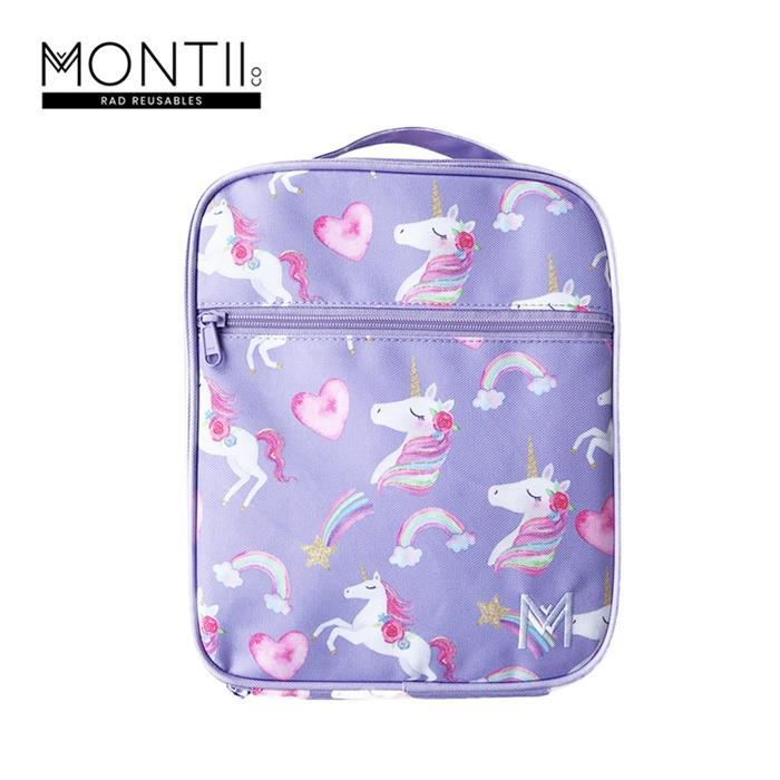 【Montii 】澳洲保溫保冰便當袋(獨角獸)