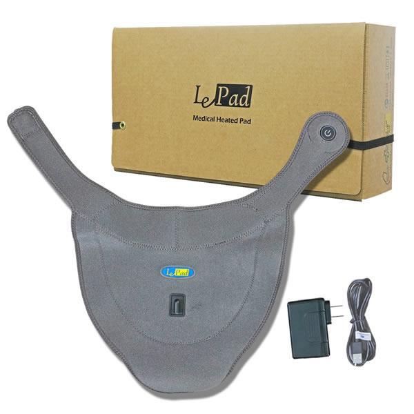【LePad】USB行動頸部EU-65(樂沛醫療用熱敷墊-未滅菌)