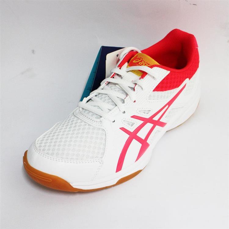 ASICS  亞瑟士 女款 大童 排羽球鞋 UPCOURT 3 GS系列 1074A005-104