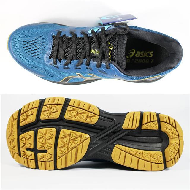 (A9) ASICS 亞瑟士 GT-2000 7 TRAIL 寬楦 男慢跑鞋1011A181-400