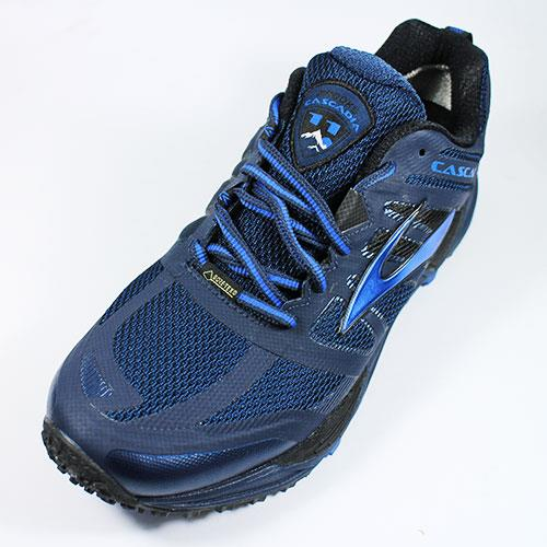 (AX) BROOKS 男運動鞋 慢跑鞋  CASCADIA 11 GTX - 1102301D40