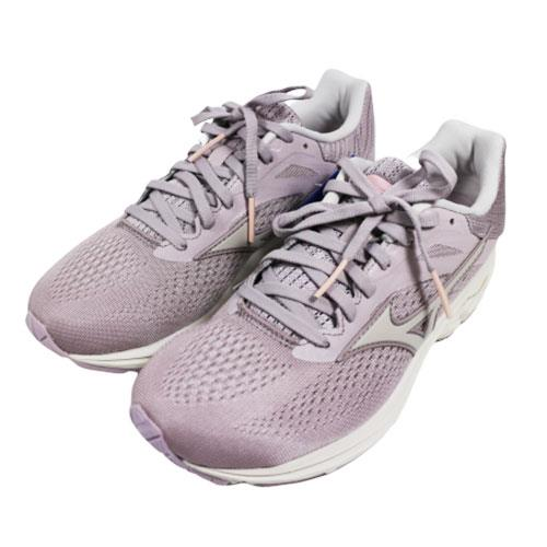 (AY) MIZUNO 女慢跑鞋 寬楦 WIDE WAVE RIDER 23 J1GD190443