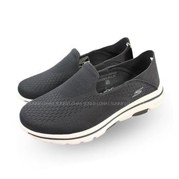 (B1) SKECHERS 休閒鞋 Go Walk 5-Jetter 男健走鞋 55523BKW